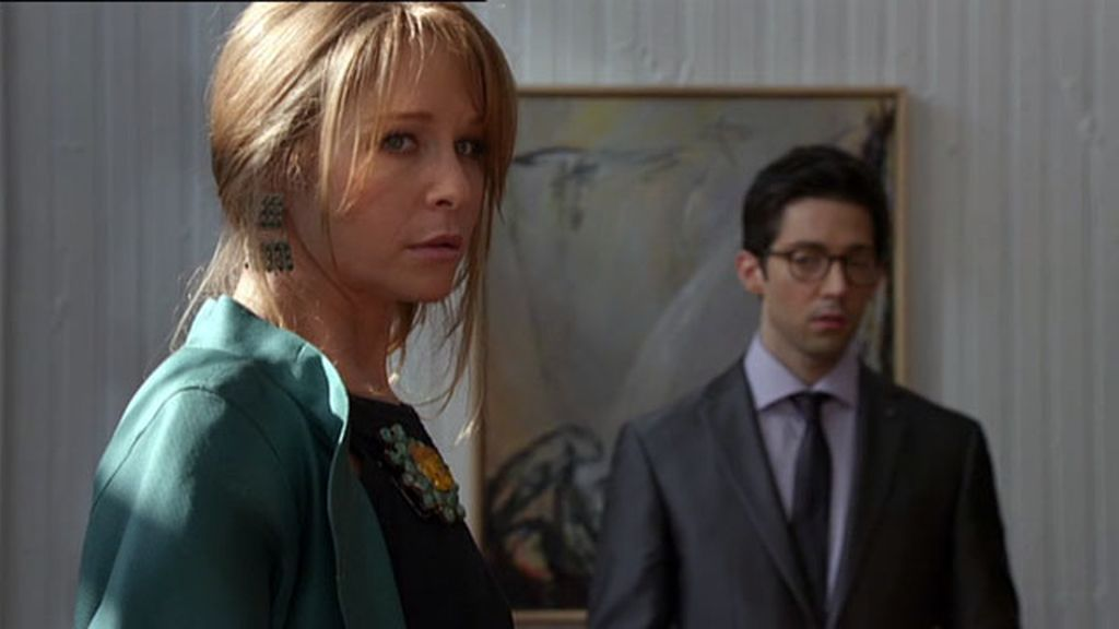 Jamie Luner, de niña rica en 'Melrose Place' a víctima en 'Mentes Criminales'