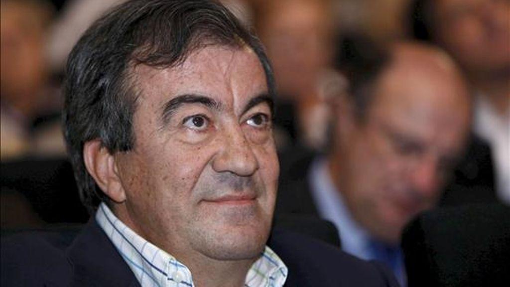 El ex secretario general del PP Francisco Álvarez Cascos. EFE/Archivo