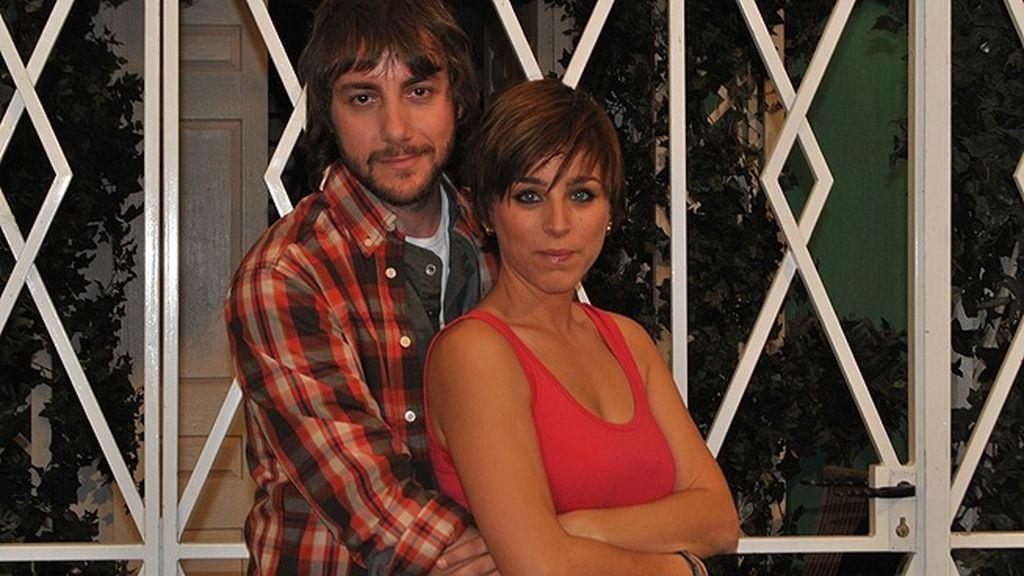 Daniel y Natalia, los eternos enamorados