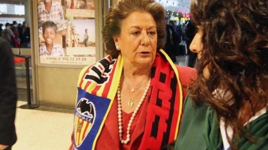 Valencia,Rita Barbera