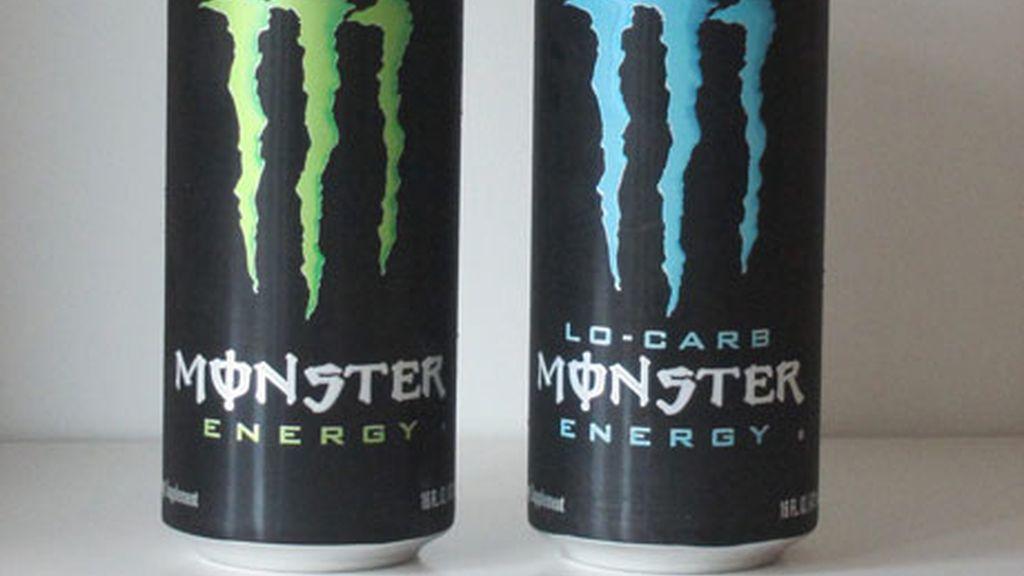 bebida energética, Monster Energy
