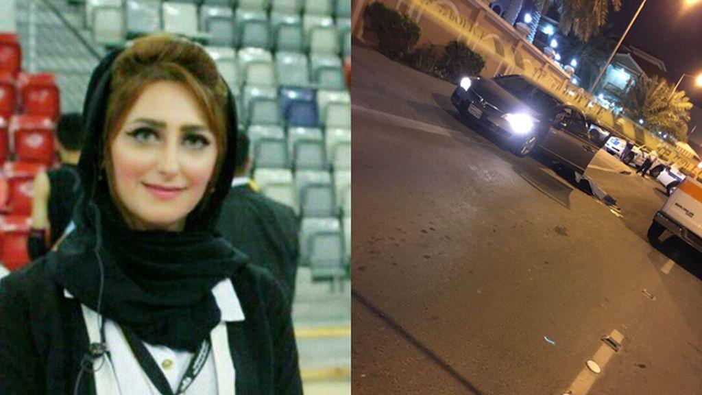 Asesinan a sangre fría a una periodista frente a su hijo de seis años