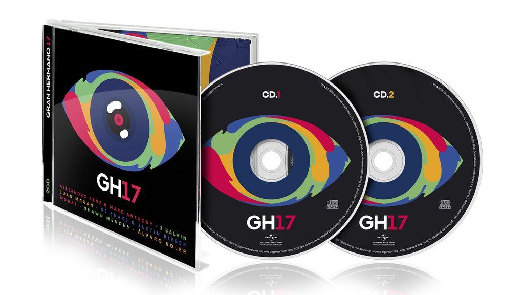 CD Gran Hermano 17