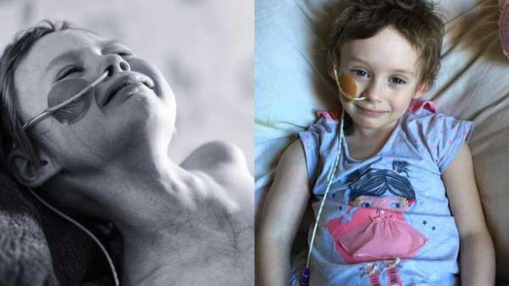 Jessica Whelan, enferma de cáncer