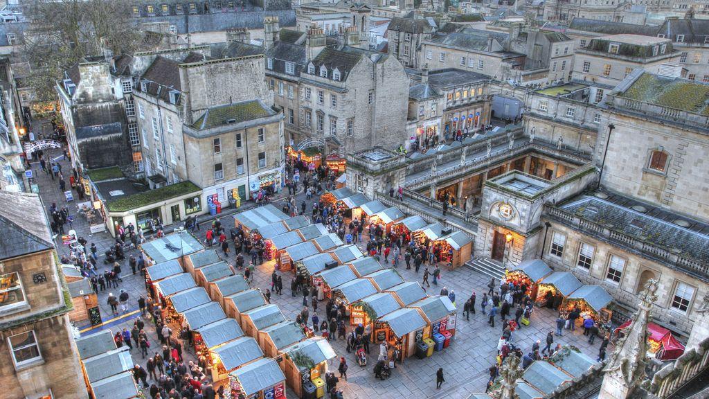Bath, Reino Unido / 24 de noviembre – 11 de diciembre