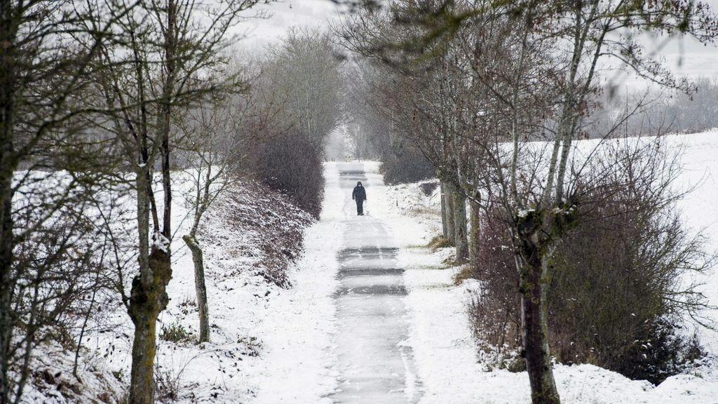Las precipitaciones, el viento fuerte y las heladas seguirán esta semana