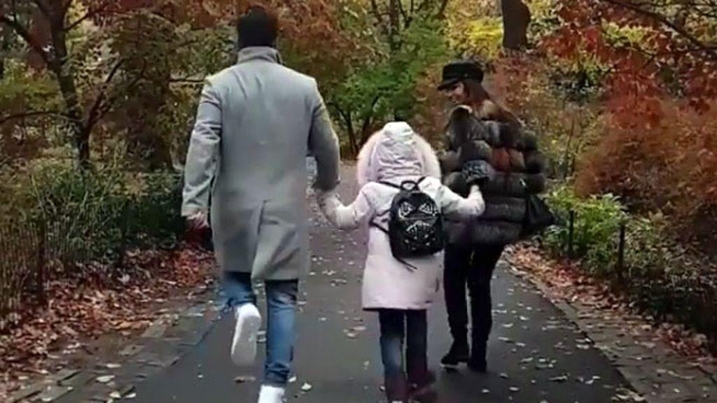 Otoño en Nueva York, paseando por Central Park