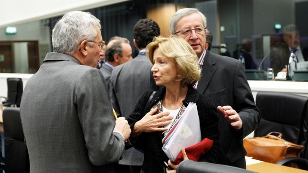 Reunión de los ministros de la UE para solventar el rescate a Irlanda