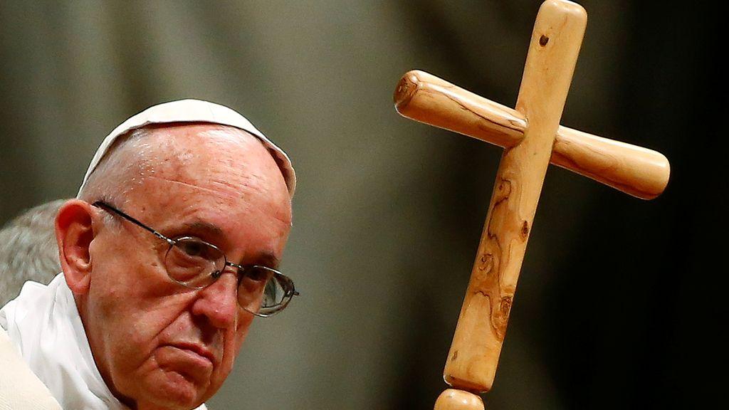 El Papa y los jubilados presos