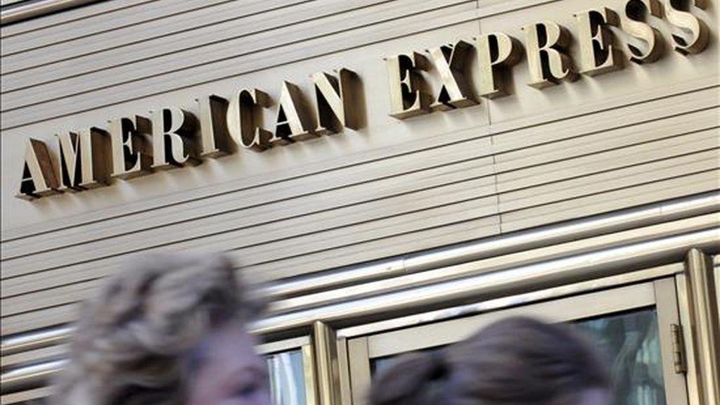 La firma estadounidense con sede en Nueva York informó que entre enero y junio su ganancia fue de 1.902 millones de dólares (1,57 dólares por acción). EFE/Archivo