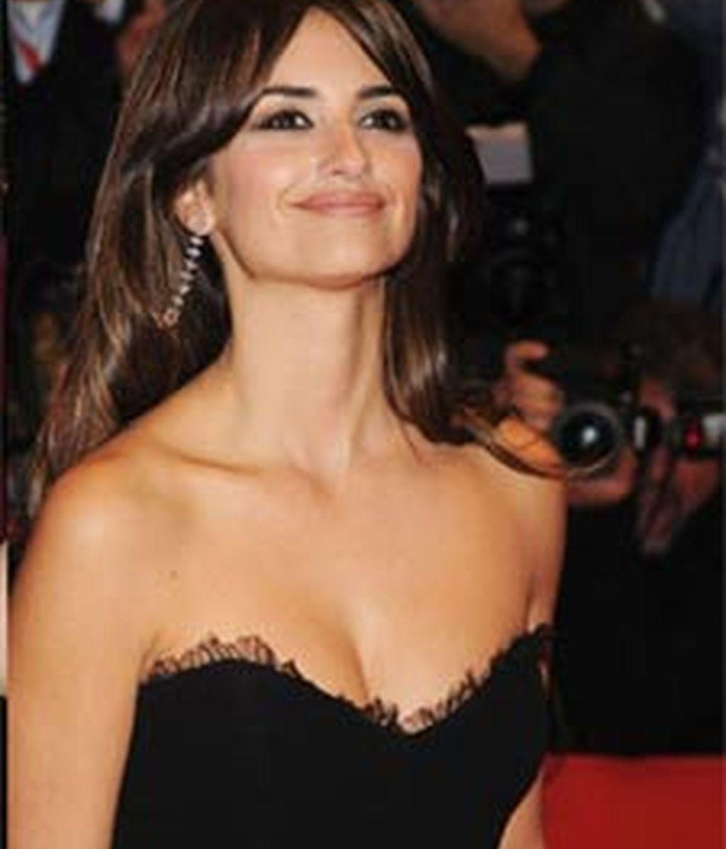 Penélope Cruz, en Cannes.