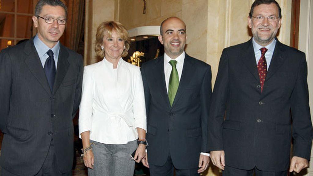 La decisión de Costa deja el camino libre a Rajoy. Vídeo: Informativos Telecinco