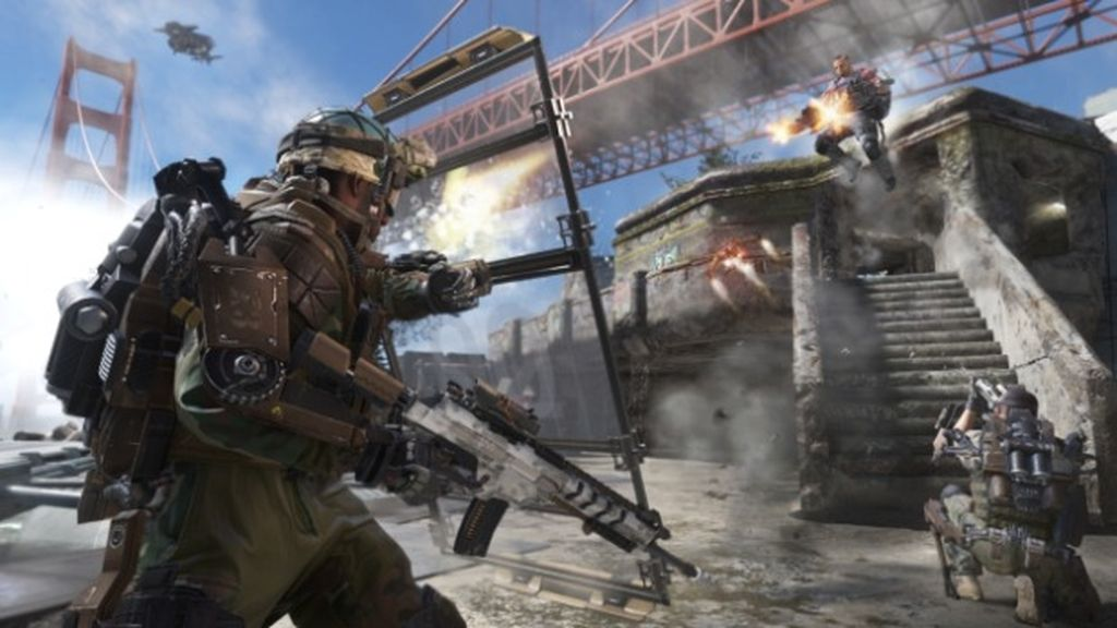 Atlas y Sentinel: las facciones enfrentadas en CoD: Advanced Warfare