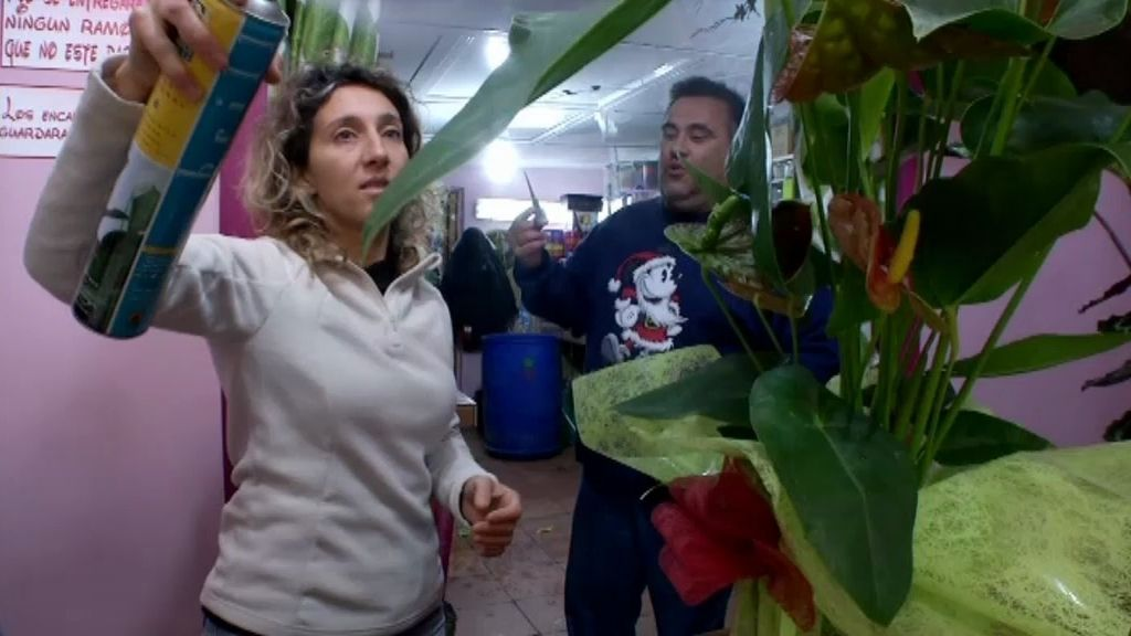 Las mejores fotos del cambio de familia entre Ana y Rocío (T03xP02)