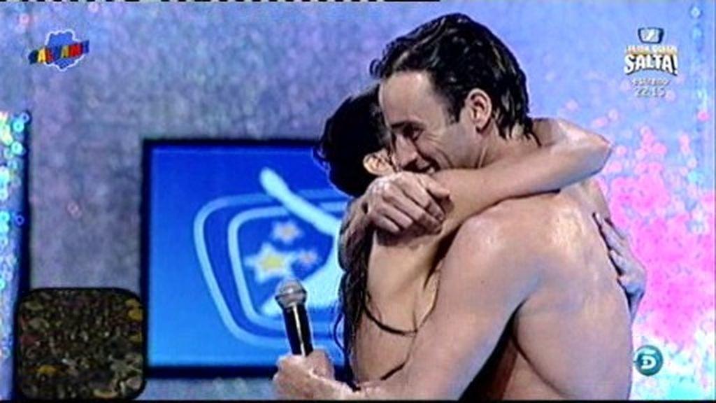 """Escassi: """"Sonia y yo nos queremos mucho"""""""