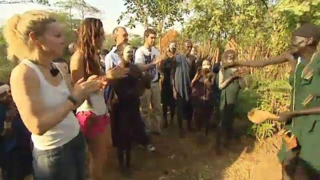 Los Suri dan la bienvenida a la familia Navarro