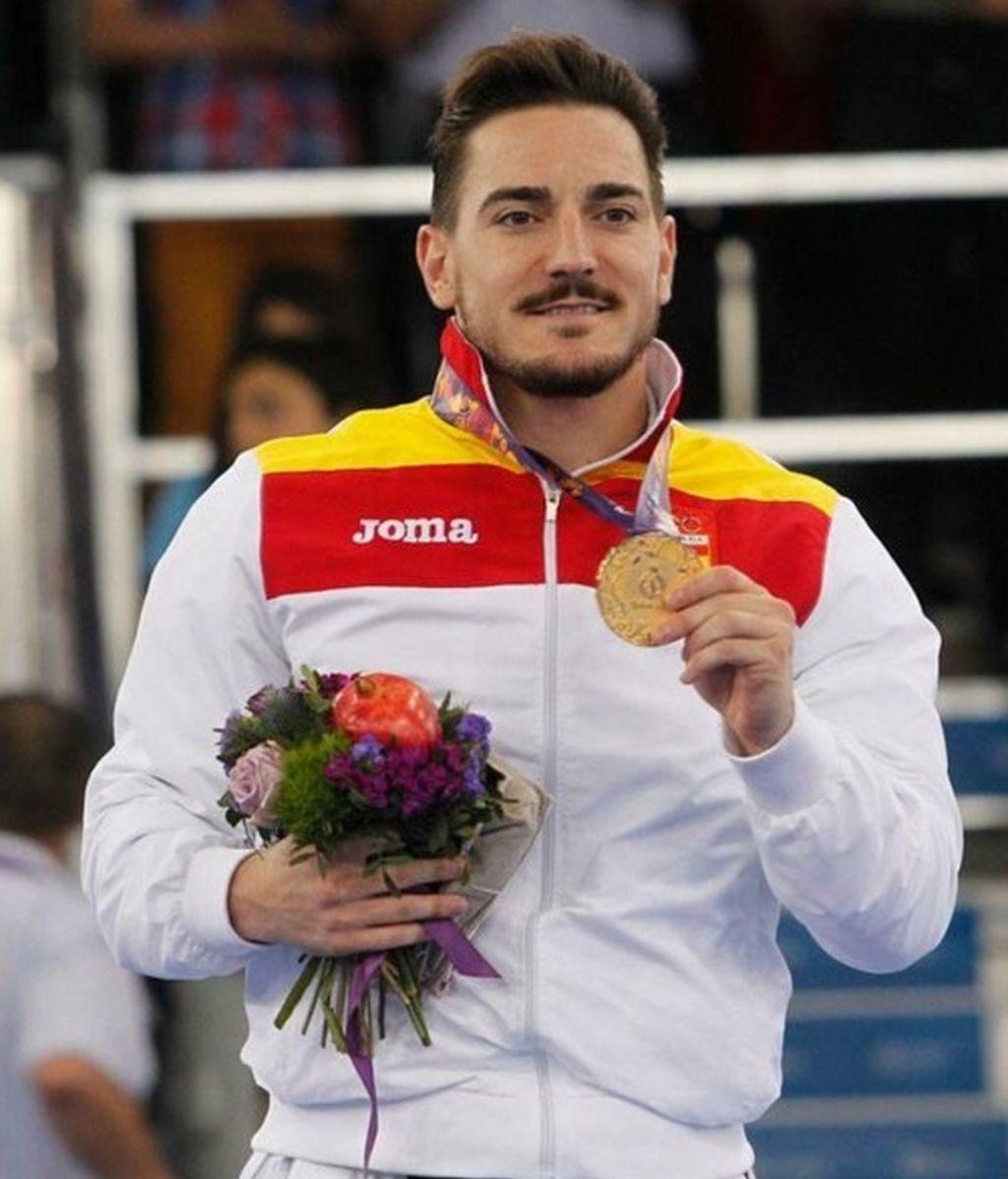 Damián Quintero, primer español número uno de la Liga Mundial de Karate