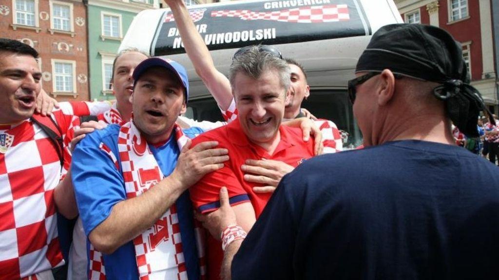 croatas y españoles 1