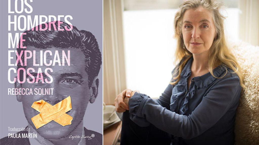 Rebecca Solnit… y lo que te explican los hombres
