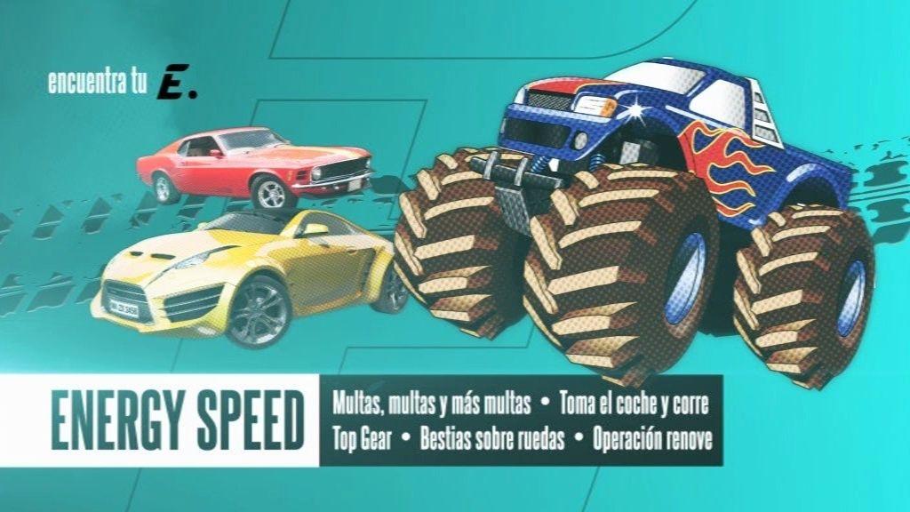'Energy Speed' llega con velocidad y adrenalina