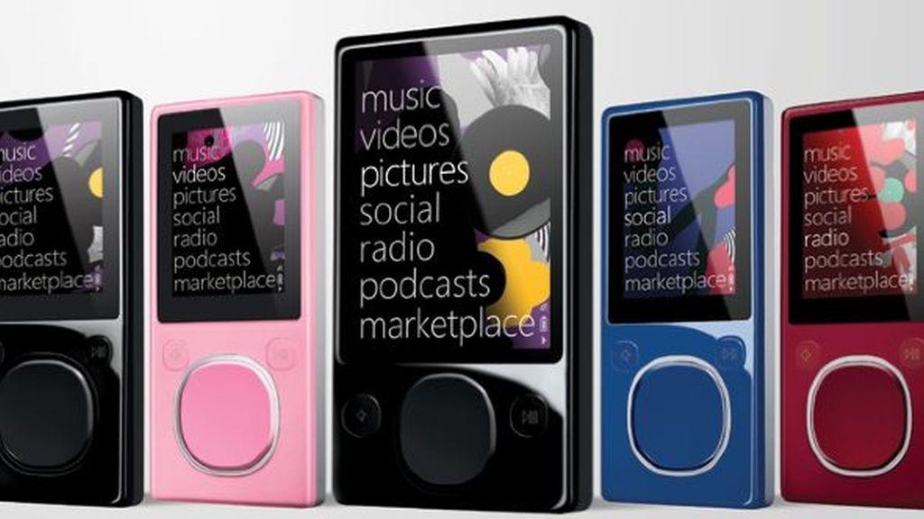 Microsoft ha confirmado que abandona la producción de su reproductor portátil de música, Zune. Ahora ponen todo el interés en migrar a Windows Phone, el nuevo sistema operativo de la multinacional.