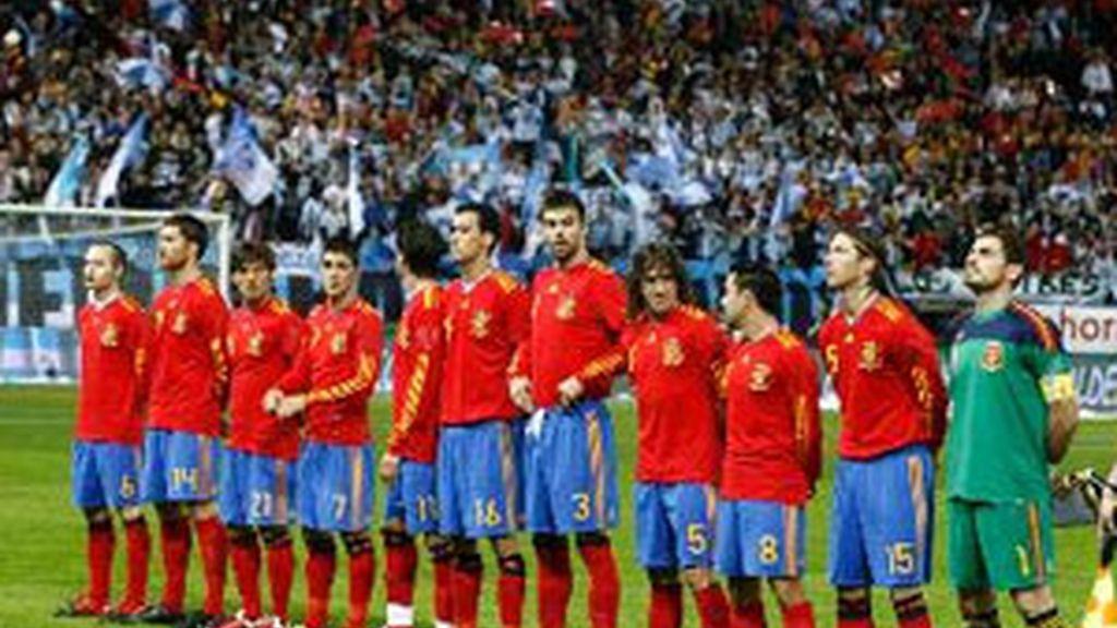 El seleccionador que puso una estrella en la camisola de España se sincera. Vídeo: Informativos Telecinco.