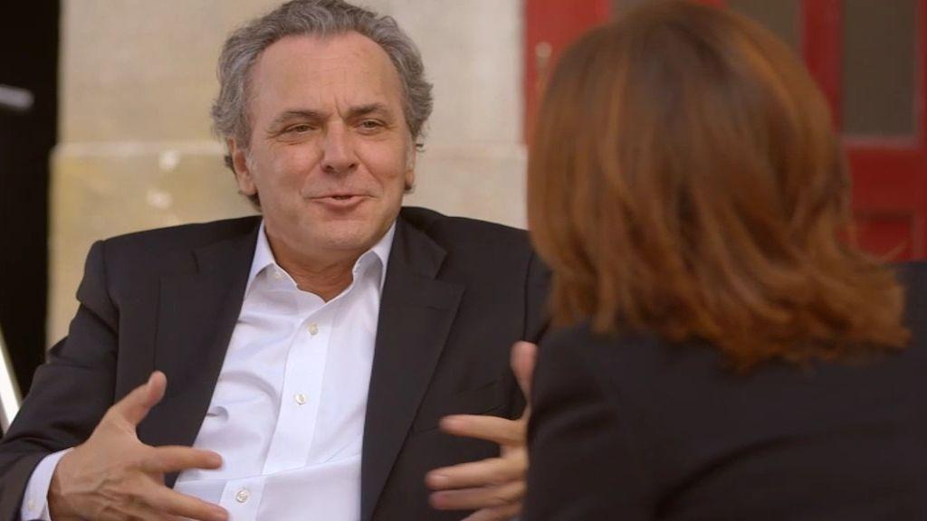 José Coronado, gesto a gesto