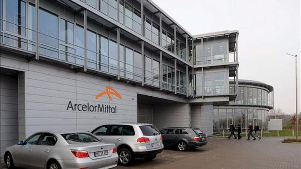 Sede administrativa de ArcelorMittal en Bremen, Alemania. EFE/Archivo