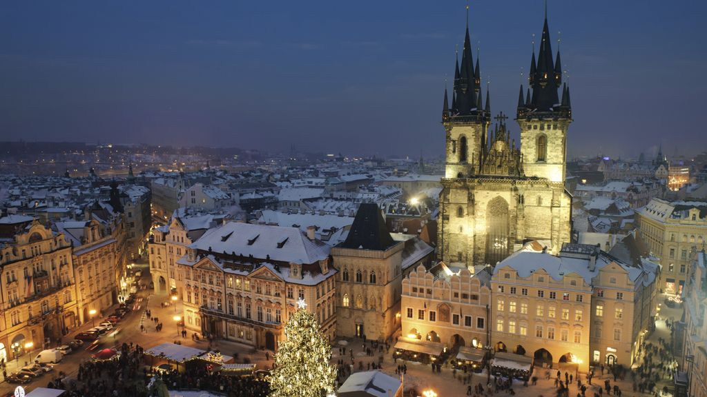 Praga, República Checa / 20 noviembre – 3 de enero