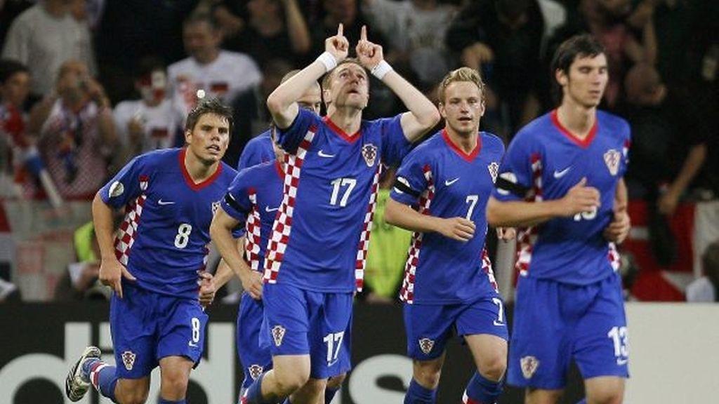 Klasnic marcó el único tanto del partido. Foto: EFE