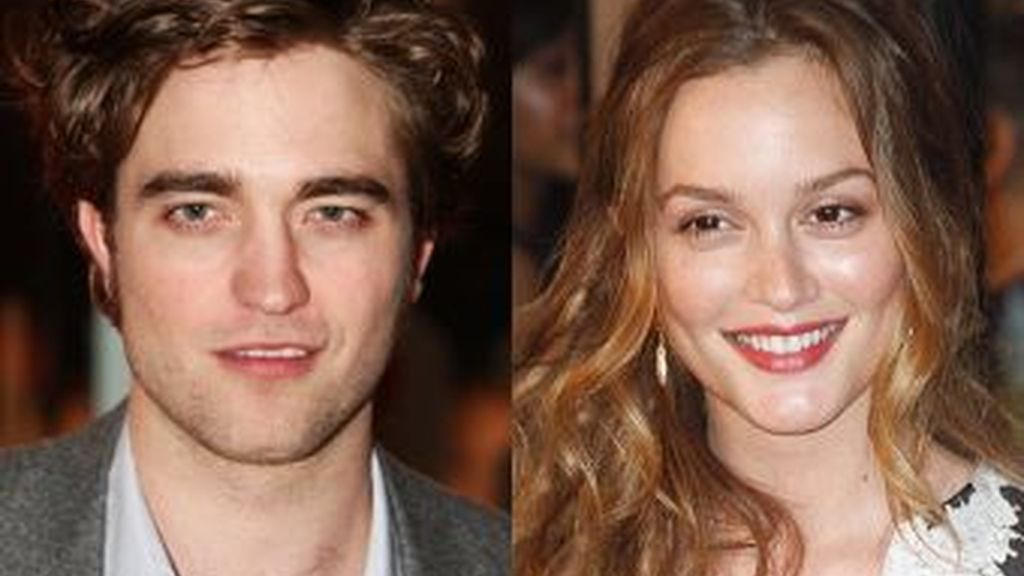 Leighton Meester, la joven que da vida a Blair Waldorf en la popular serie Gossip Girl parece haber 'cazado' al vampiro Robert Pattinson.