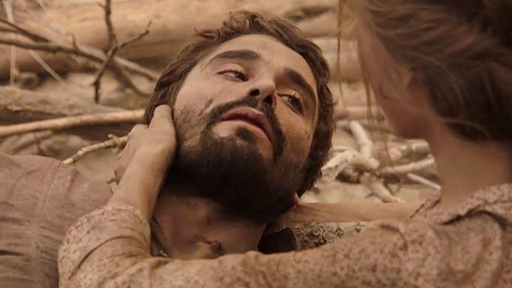 El mayor de los Bravo logra liberar a su mujer y al reto de los secuestrados por Don Joaquín