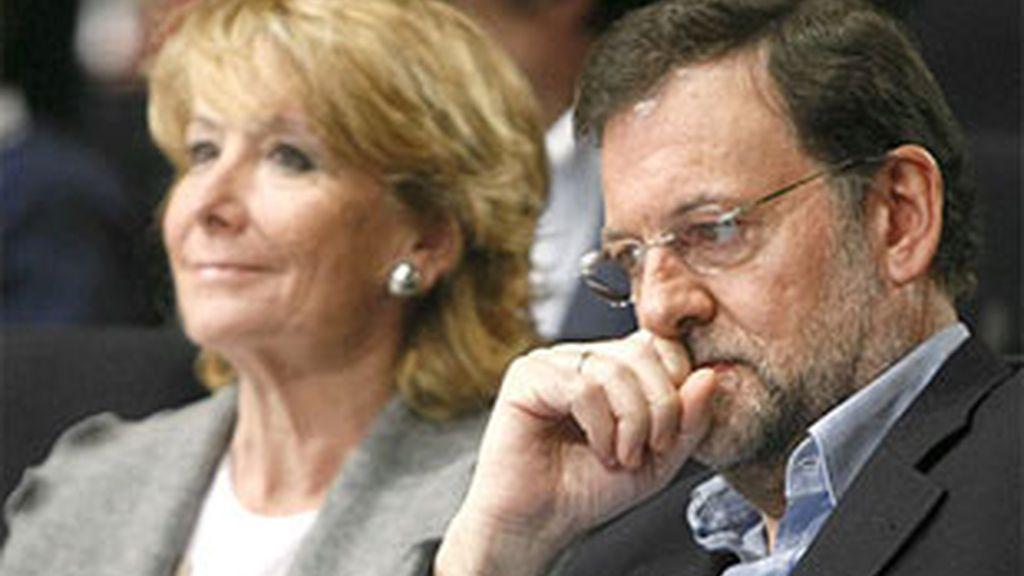Mariano Rajoy se muestra contundente ante los suyos. Vídeo: ATLAS.