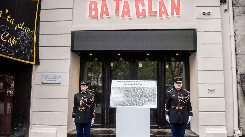 Un año tras el atentado en la sala Bataclan