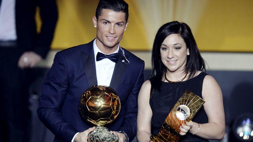 La gala del Balón de Oro 2014, en imágenes