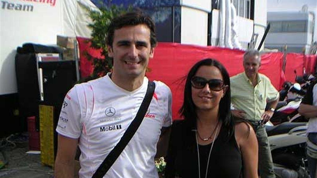 Con De la Rosa