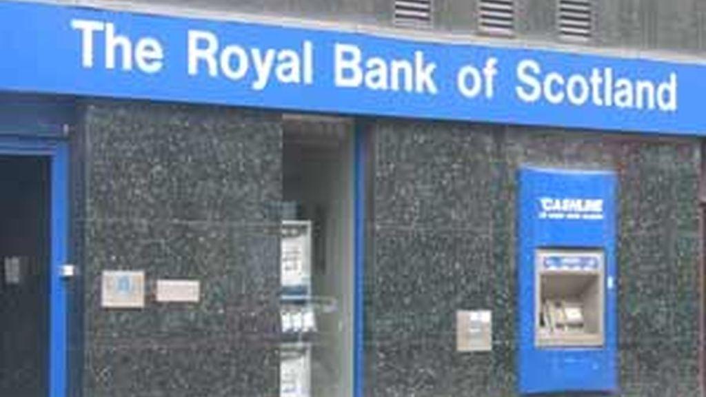 El Royal Bank of Scotland anuncia pérdidas de hasta 9.000 millones de libras. Vídeo: ATLAS