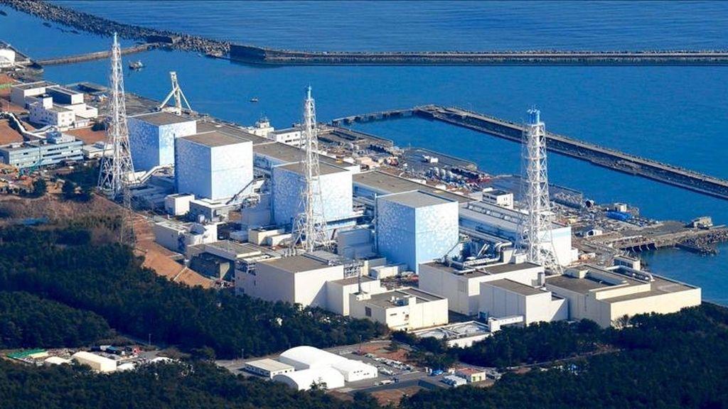 Vista aérea de la planta nuclear japonesa de Fukushima Daiichi antes del terremoto que sacudió Japón el pasado 11 de marzo. EFE/Archivo