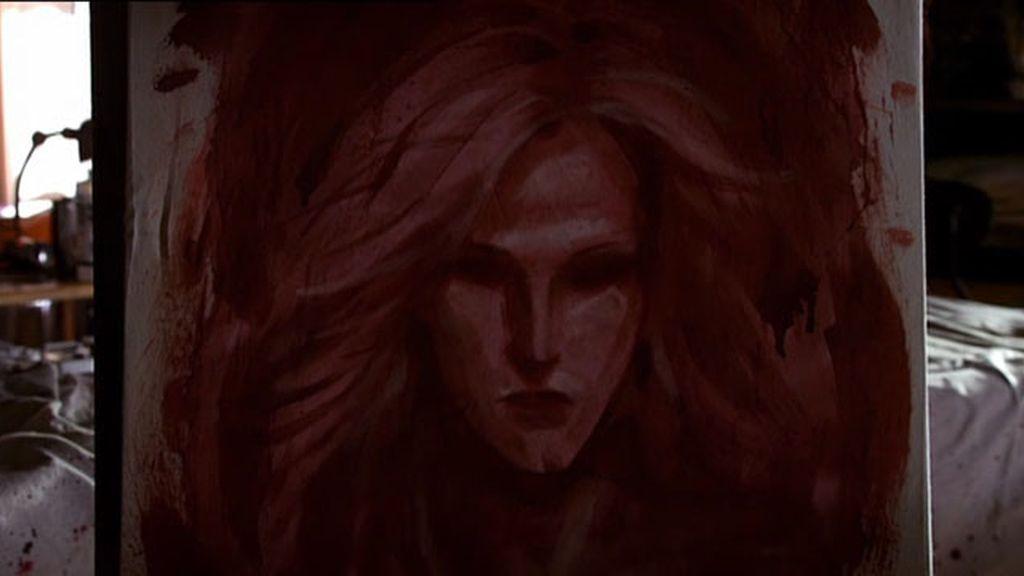 Los cuadros del psicópata de 'Obra maestra'