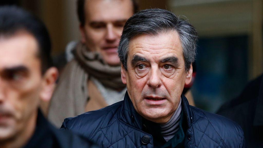 François Fillon, virtual ganador de las primarias en la derecha francesa