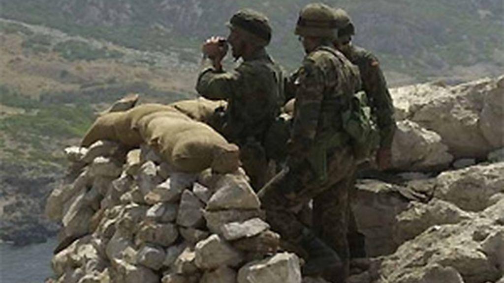 Soldados españoles. FOTO: Archivo.