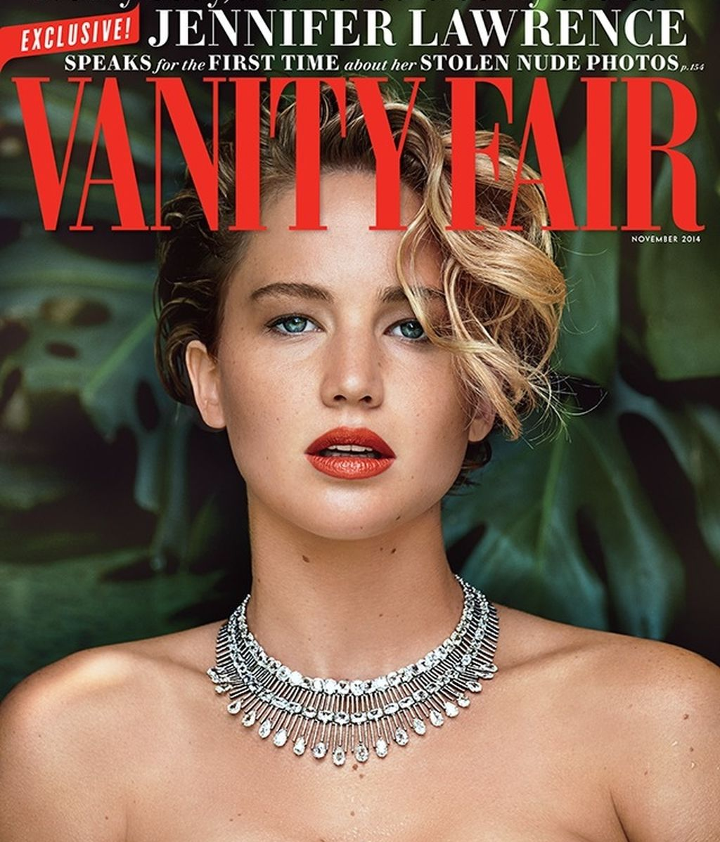 """Jennifer Lawrence: """"Es un crimen sexual"""""""