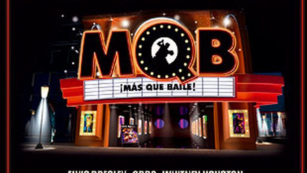 La portada del disco 'MQB'.