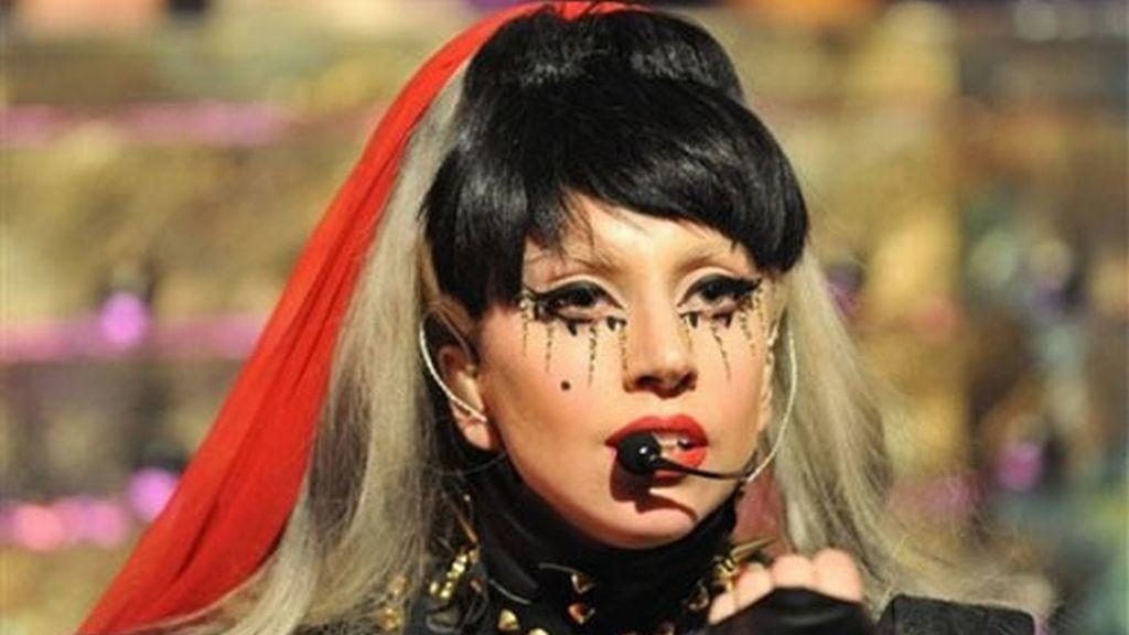 Lady Gaga. Foto: AP.