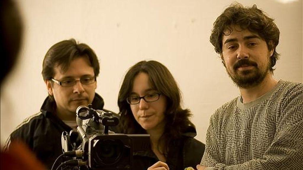 Imagen de Arjona durante un rodaje. EFE/Archivo