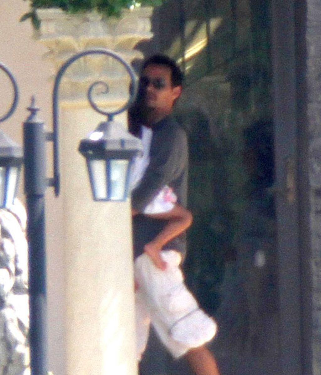 Marc Anthony celebra su 43 cumpleaños con Jennifer López y toda la familia