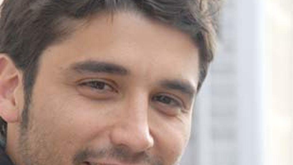 Álex García se une a la serie