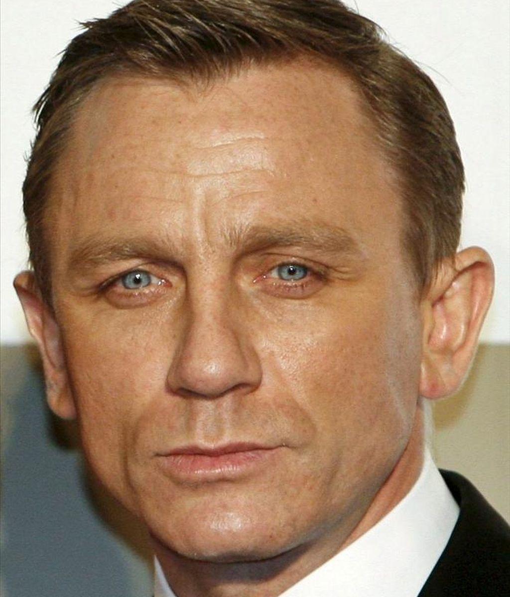 """La saga de James Bond se pudo ver por primera vez en China en 2007, con 45 años de retraso, con """"Casino Royale"""", interpretada por el nuevo 007, el británico Daniel Craig, ya que la censura china consideraba las cintas del agente británico una herencia de la Guerra Fría y, por tanto, mantenía vetado el acceso a su territorio. EFE/Archivo"""