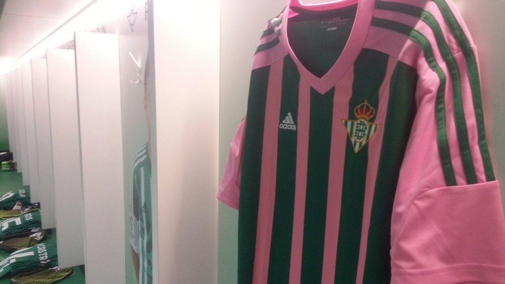 equipacion Real Betis mujer
