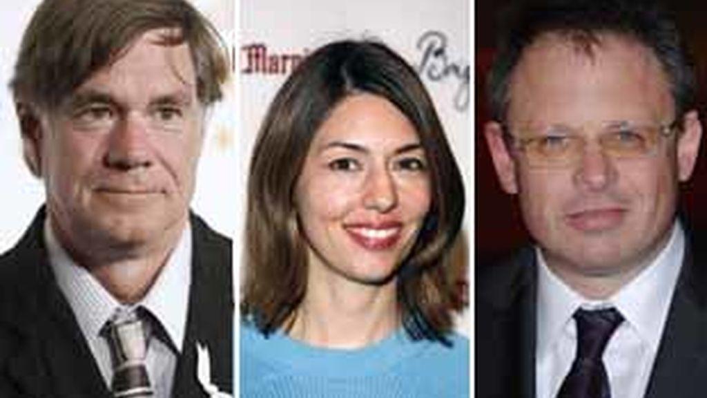 Gus Van Sant, Sophia Coppola y Bill Condon, candidatos para dirigir 'Amanecer'. Fotos: AP/Archivo
